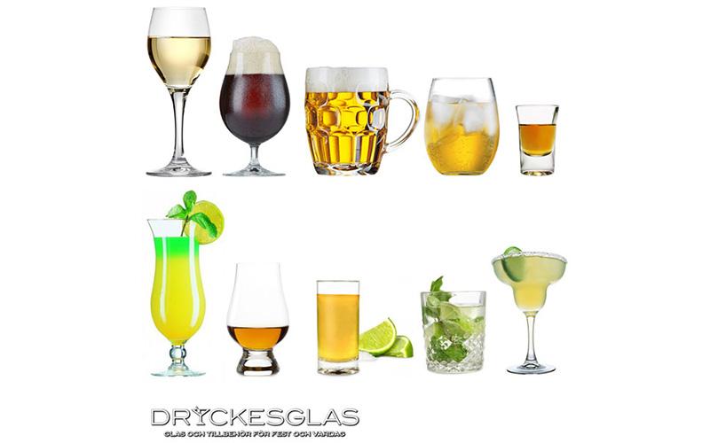 Dryckesglas